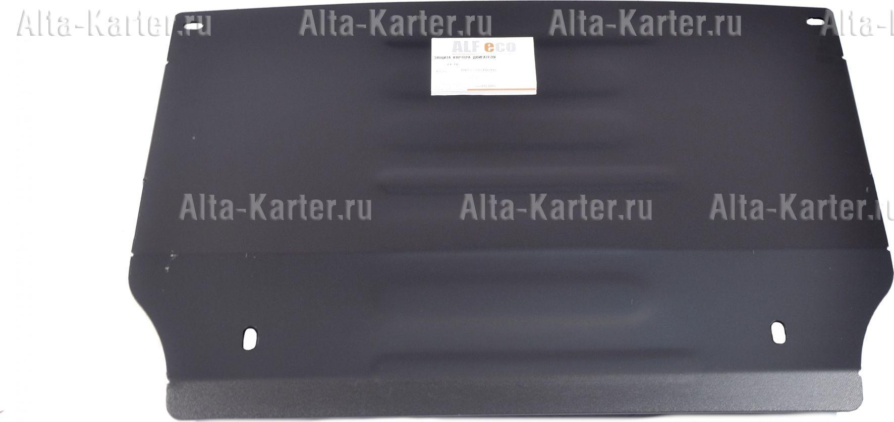 Защита Alfeco для картера и КПП BMW 5-й серии F10, F07 2010-2017. Артикул ALF.34.31