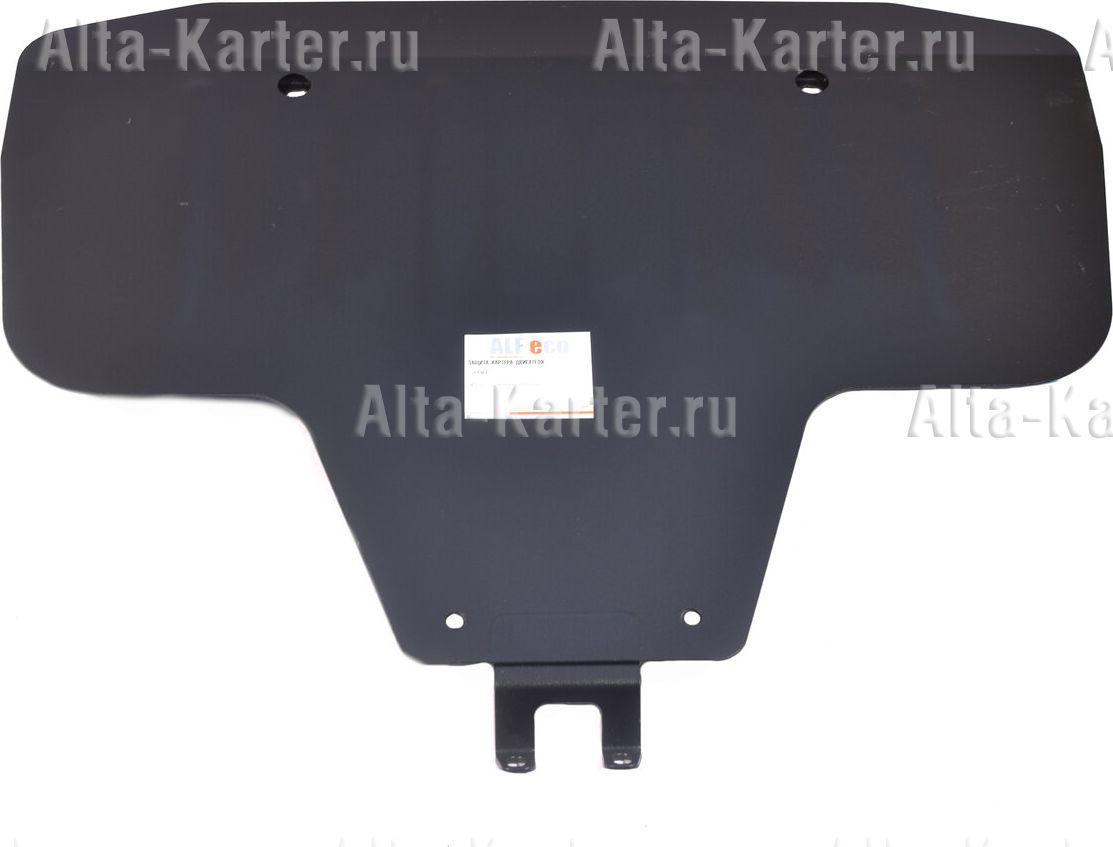 Защита Alfeco для картера (большая) Subaru Impreza III 2007-2011. Артикул ALF.22.03