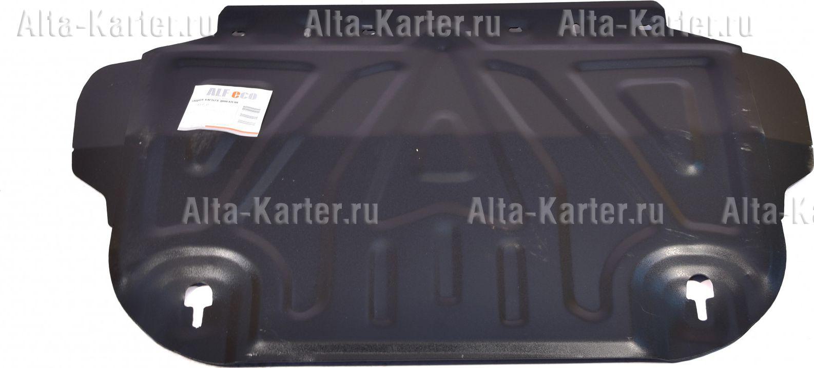 Защита Alfeco для картера и КПП Mazda 3 III 2013-2018. Артикул ALF.13.070