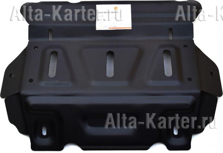 Защита Alfeco для радиатора и картера Toyota Fortuner II 2015-2021. Артикул ALF.24.90st