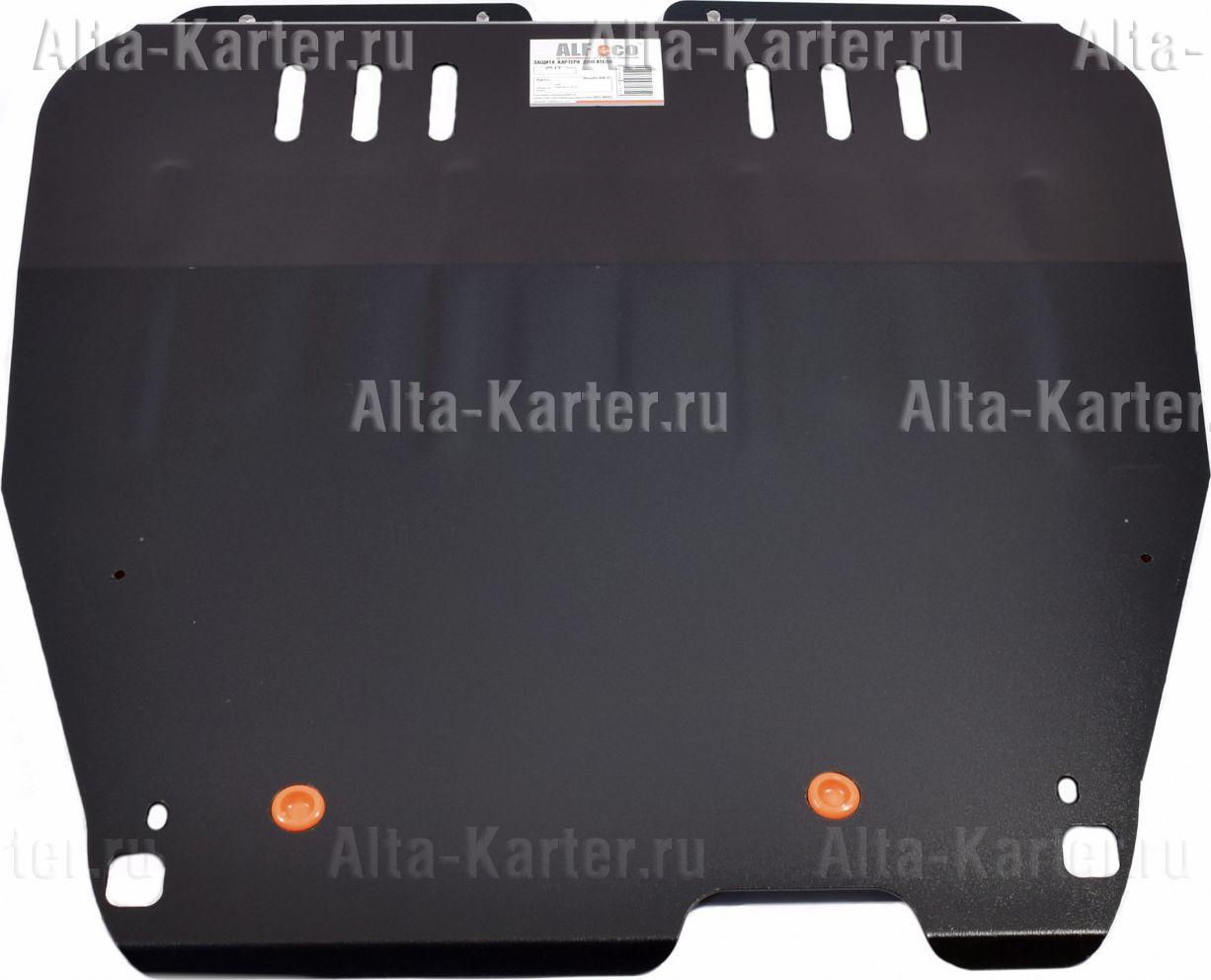 Защита Alfeco для картера и КПП Honda НR-V 1999-2006. Артикул ALF.09.15
