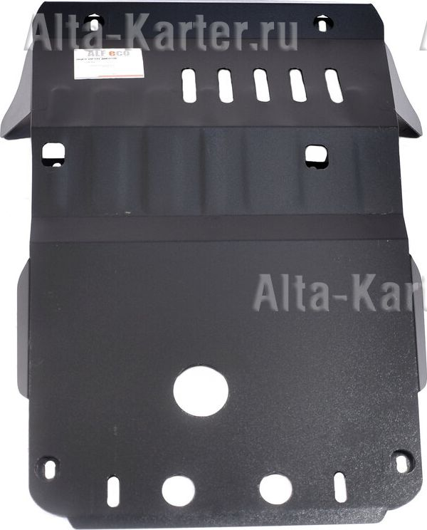 Защита Alfeco для картера Toyota Land Cruiser Prado 120 2003-2009. Артикул ALF.24.10
