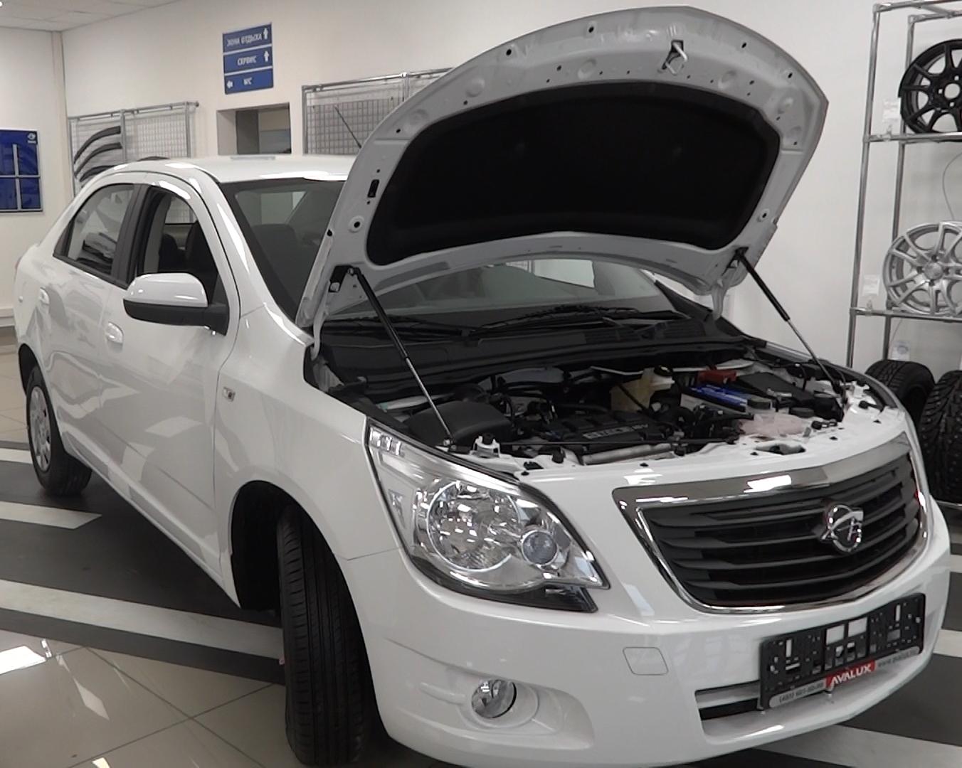 Амортизаторы (упоры) капота для Chevrolet Cobalt