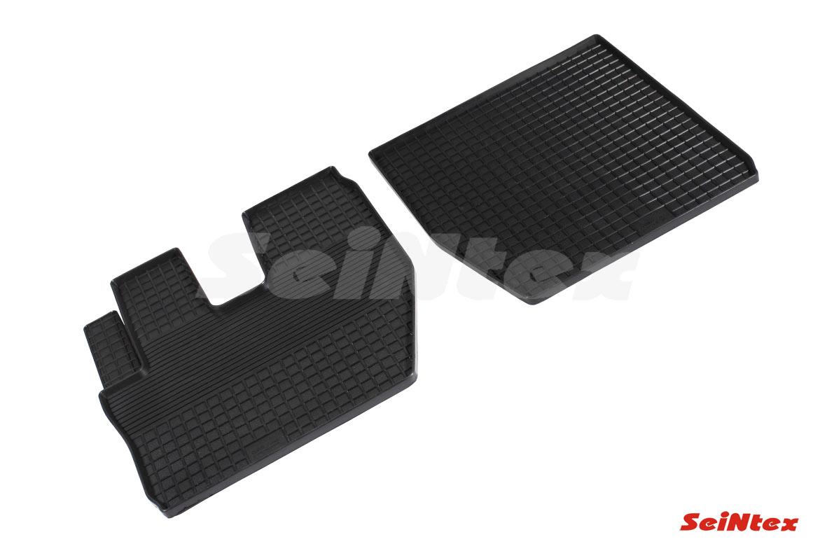 Резиновые коврики для коммерческого транспорта для Shacman X3000 2020 по наст. вр.
