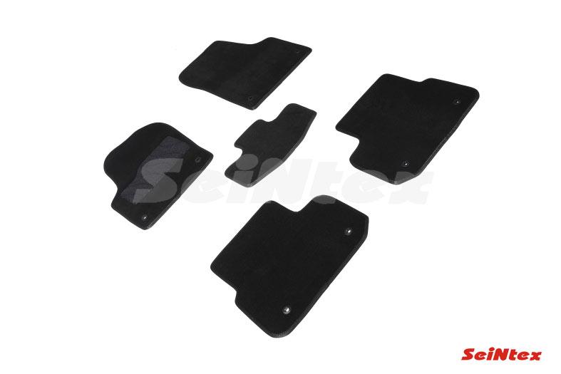 Автомобильные ворсовые коврики LUX для Land Rover Discovery Sport 2014-2019