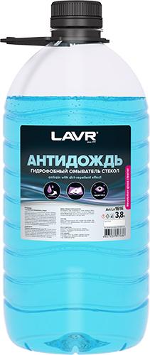 Антидождь гидрофобный омыватель стекол LAVR 3,8л
