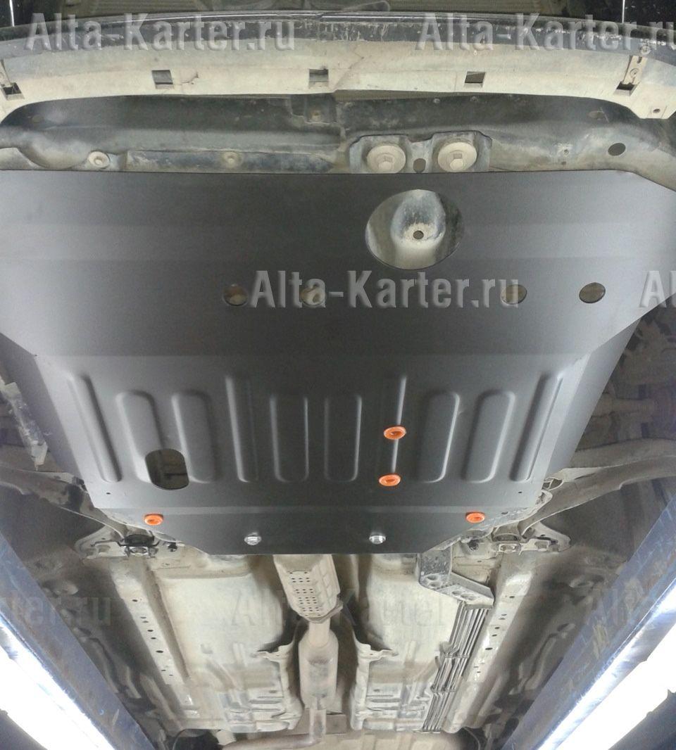Защита Alfeco для картера и КПП Mazda Premacy I 1999-2004. Артикул ALF.13.18