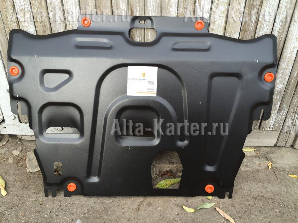 Защита Alfeco для картера и КПП Ford Mondeo IV 2007-2014. Артикул ALF.07.10 st